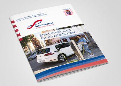 Broschüre E-Mobilität für private Nutzer