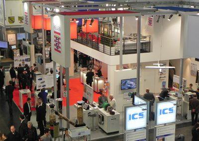 Messestand Hannover Messe 2014 (Standbau MAC, Langenlonsheim)