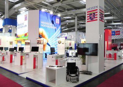 Messestand CeBIT 2016 (Standbau Projektservice Schwan, Meckenheim)