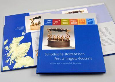 """""""Schottische Bolzeneisen"""", Dokumentation zu einer privaten Sammlung"""