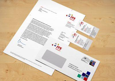 Geschäftsausstattung ITS Hessen