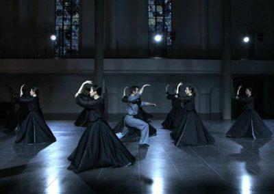 … une campagne noire de soleil / Schatten Licht (Theaterfotografie Klaus Lefebvre)