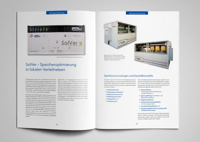 Broschüre Technologieoffensive Hessen: Förderprojekte stellen sich vor